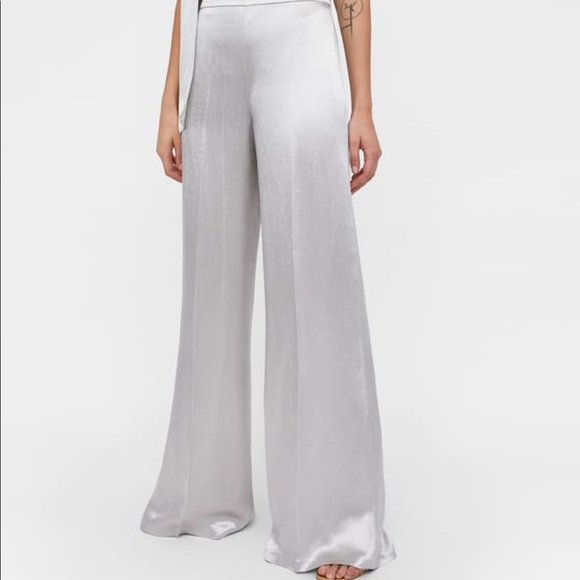 7a31c9d1 Zara Pants   Wide Leg   Poshmark